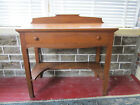 Authentic+early+20th+century+Arts+%26+Crafts+era+oak+wood+sideboard%2Ftable
