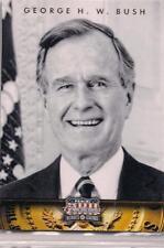 2012 Panini Americana Heroes & Legends George H. W. Bush