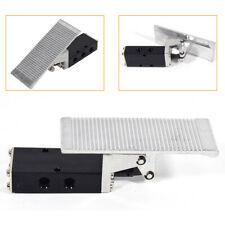 G38 Inch Thread Aluminum Alloy Pneumatic Pedal Control Valve Non Slip Exquisite
