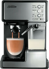 Sunbeam EM5000 Café Barista Manual Coffee & Automated Milk Machine - RRP $299.00