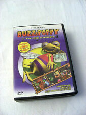 Buzz & Poppy Il Taxi Della Foresta Film DVD cartoon