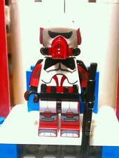 Lego Star Wars Scout Commander Dec Clone Wars Trooper