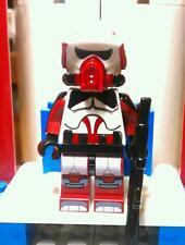 Lego Star Wars Scout Commander Dec Clone Wars Trooper