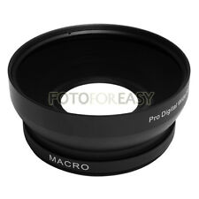 72mm 0.45x Digital High Definition Wide Angle & Macro Conversion Lens 0.45x 72