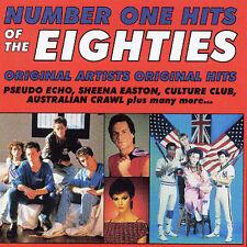 Number One Hits of the 80s, Number One Hits of the 80's, Very Good Import