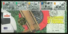 Great Britain Philatelic Numismatic 1996 'A Celebration Of Football' Cover