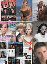 Roadshow Jensen Ackles,Supernatural, Emma Watson Keira Knightley,Jessica Alba