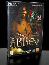 THE ABBEY GIOCO NUOVO PER PC DVD IN EDIZIONE UFFICIALE ITALIANA PAL PCC011856