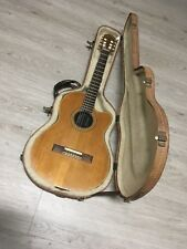 Vintage gibson chet atkins Nylon Classical-electric Guitar 1985 W/ Hard Case