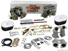 Weber Carburetor Kit VW Bus, Type 2, Type 4, Porsche 914 Dual 40IDF weber kit