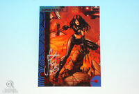2013 Fleer Marvel Retro X-23 Autograph Base Card #50 Stefano Caselli X-Men