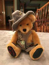 VINTAGE-- HERMANN TEDDY BEAR -OLD TYROLIAN BEAR--VINTAGE  NO. 148 of 500