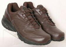 Reebok 11-173876 DMX Max Brown Leather Athletic Lace-Up Sneakers Men's US 9.5