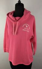 Abercrombie & Fitch New York Women's Medium Pink Athletic Hoodie Top