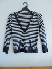 Machine Washable Striped Tracksuits & Hoodies for Women