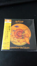 Nektar Remember The FutureDoppel SHM mini lp style CD EAN 4527516600983 NEU !