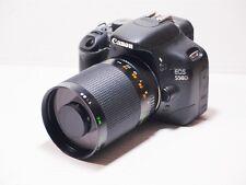 LENTE 500 MM = 750 mm su Canon Digital 7D 70D 60D per la fotografia della fauna selvatica 750D EOS
