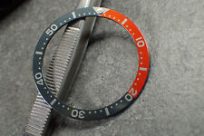 "THE.ULTRA.S.CLASSIC GIPSY ORANGE-GRAY ""PEPSI"" INSERT F.SEIKO.007/VOSTOK Z-09-POG"