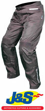 Knee Attachment Zip, Full Textile Motorcycle Trousers