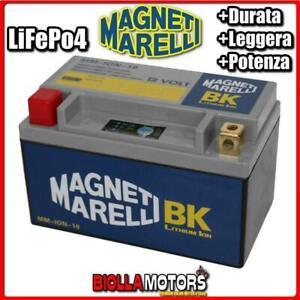 MM-ION-10 BATTERIA LITIO 12V 20AH YTX14-BS KAWASAKI W650 650 2001- MAGNETI MAREL