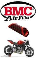 BMC FILTRO ARIA SPORTIVO AIR FILTER MV AGUSTA BRUTALE 675 2012 2013 2014 2015