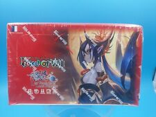 TCG display neuf FR force of will les vents de la lune funeste 36 boosters