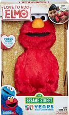 Hasbro Sesame Street Love to Hug Elmo Plush Toy Singing Talking | NEW IN BOX