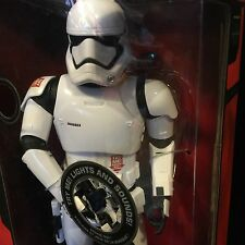 """NEW Star Wars Disney Stormtrooper 12"""" Action Figure For Sale With Sound Effects"""