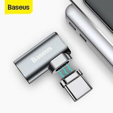 Baseus 86W Type C to C Magnetic Fast Charging Adapter Laptop for MacBook Samsung