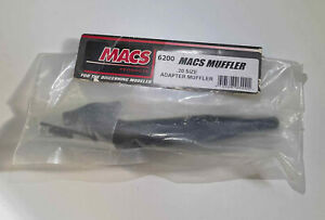 MACS Tuned Pipe Muffler 20-30 size 48mm Spacing Irvine 20 - New in packet #6200