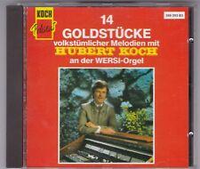 HUBERT KOCH-AN DER WERSI-ORGEL-14 GOLDSTÜCKE VOLKSTÜMLICHER MELODIEN-CD