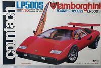 Arii 1/20 Lamborghini Countach LP500S. Kit ref: AR-63A