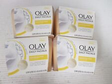 4 OLAY DAILY FACIALS 5-IN-1 DRY CLOTHS - 132 CLOTHS TOTAL EXP: 9/20+ JK 1964