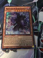 YuGiOh - Magician Of Dark Illusion TDIL-EN017 Super Rare 1st Edition NM