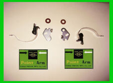 Bsa Ignition Points Pair 250 350 500 650 C15 B40 A50 A65 1963-1967 Motorcycle (Fits: Bsa)