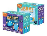 Splash and Snooze with Barry the Fish with Fingers by Paul Linnet, Sue Hendra...