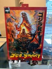 NECA Burning Godzilla vs Destroyah Figure New