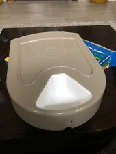 PetSafe 5 Meal Pet Feeder for Dogs & Cats Food Dispenser Programmable #469