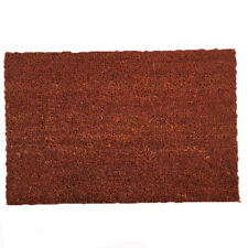 Kokosmatte Türmatte - rotbraun - Kokosfußmatte ca 40x60cm Fußabstreifer