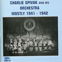 Charlie Spivak - Mostly 1941-1942 [New CD]