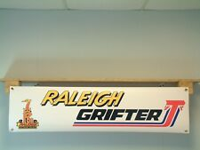 Raleigh Grifter bicycle retro look advertising Display bike Show BANNER