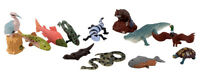 *NEW* Toy Wild Republic Nature Tube North American River Animal Assortment 12893
