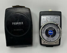 Gossen Profisix Light Meter with Case