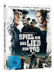 Spiel mir das Lied vom Tod [Blu-ray + DVD im Digibook/NEU/OVP] Sergio Leone