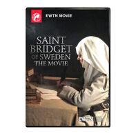SAINT BRIDGET OF SWEDEN THE MOVIE:  AN EWTN DVD