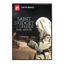 SAINT BRIDGET OF SWEDEN THE MOVIE:  AN EWTN DVD