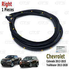Right Front Weatherstrip Door Rubber Seal For Chevrolet Colorado 2013 2019