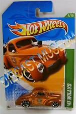 1941 '41 Willys Willy'S 2012 '12 Treasure Hunts Th Hot Wheels Chase Car Diecast