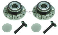 VW GOLF MK5 1.4 1.6 1.9 TDi 2.0 GTi 05-10 REAR 2 WHEEL BEARINGS HUB KIT ASB ABS