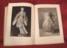 antique Book on Old Viennese Porcelain Strohmer-Nowak collecting 40 Photos 1950